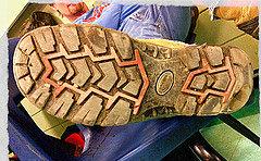 Footwear tread - footwear policy